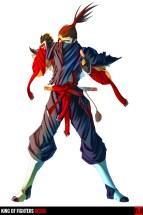King_of_Fighters_Redux__Eiji_by_digitalninja