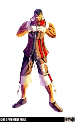 King_of_Fighters_Redux__HeavyD_by_digitalninja (1)