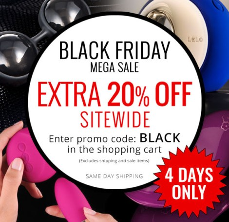 Wild Secrets Black Friday Sale