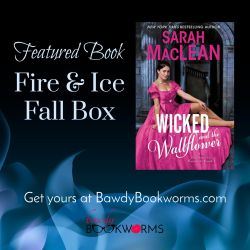 Wicked and the Wallflower is our featured fall book