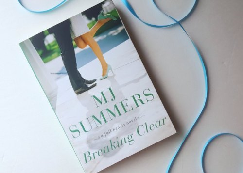 Summer Virtual Book Club: Breaking Clear by MJ Summers