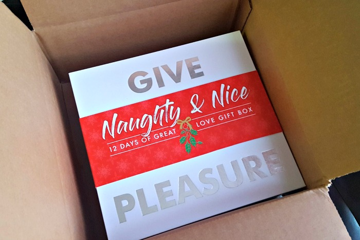 Unboxing Ella Paradis Naughty Nice Box