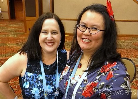 Carrie Anne Ryan and Thien-Kim