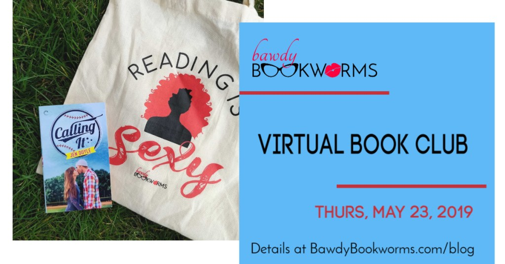 Virtual Book Club: Calling It by Jen Doyle