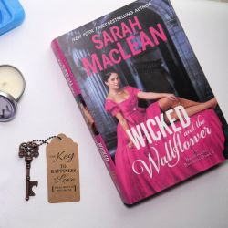 Fire & Ice Box featuring Wicked and Wallflower by Sarah Maclean