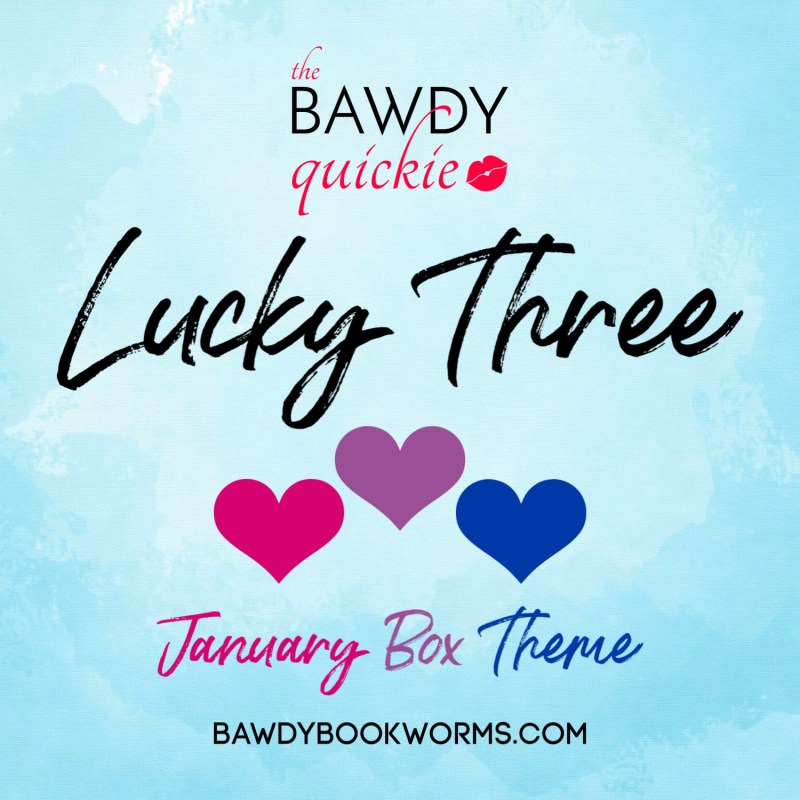 January Theme: Lucky Three