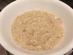 Milk Roti, Parsi Breakfast, Leftover