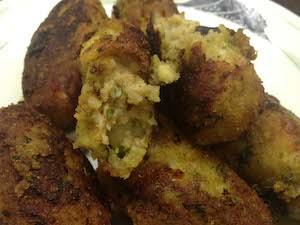 Croquettes, Potato Cheese