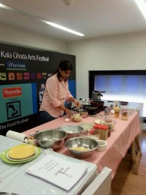 Kala Ghoda 2014 Workshop