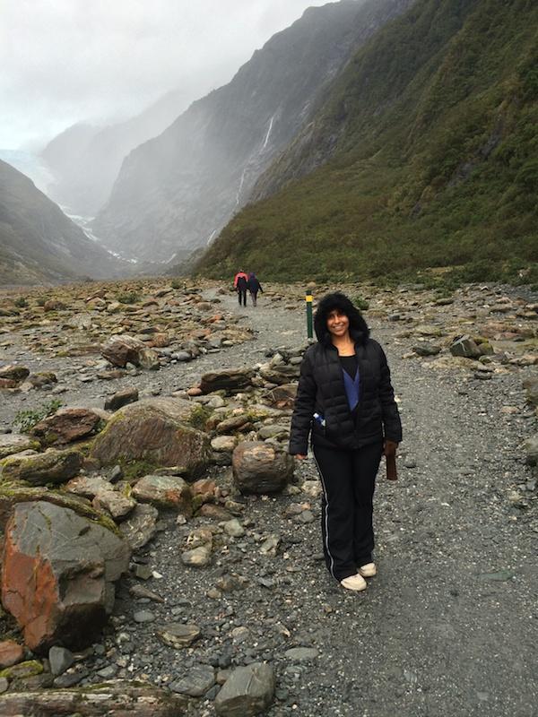 Franz Josef Glacier Valley Walk
