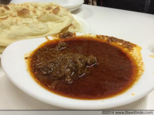Mutton Korma at Karim's in Purani Dilli