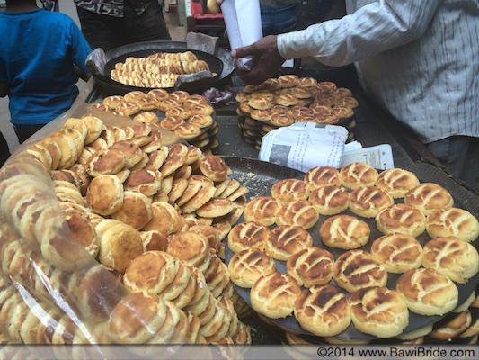 Butter Biscuits in Purani Dilli