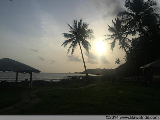 Sunset at Bay 15