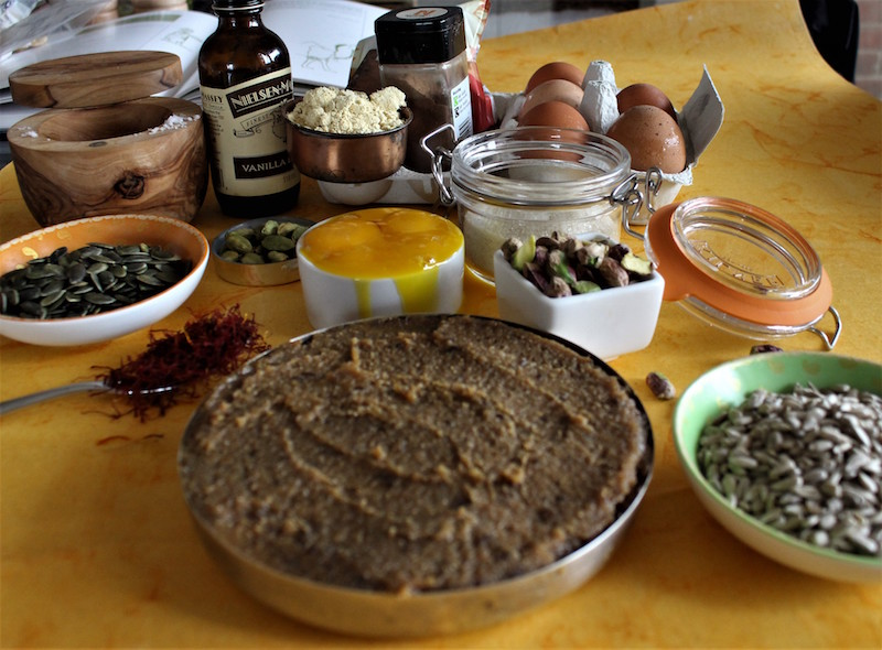 Eeda Pak_Egg Sweet Dish - Bawi Bride Kitchen