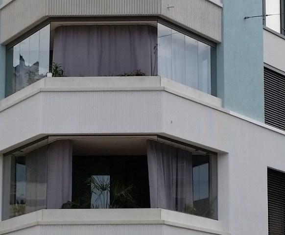 Balkonverglasung Ideal Bauen Und Wohnen In Der Schweiz