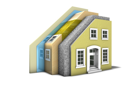 Die Hausfassade sanieren