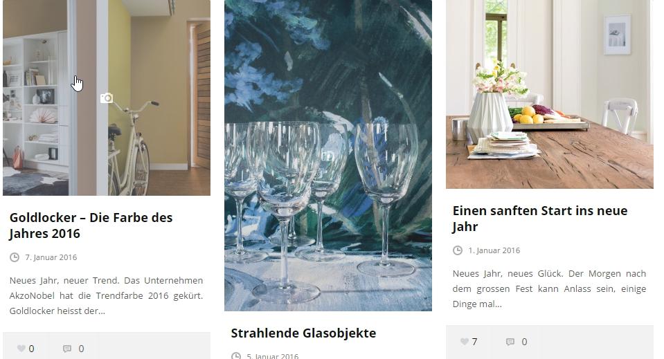 Möbel-Design Blog