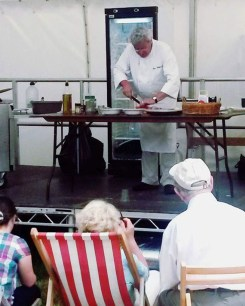 Peter Bayless Cooking Demonstration