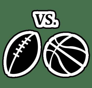 Basketball vs football comparison essay / Order essay cheap