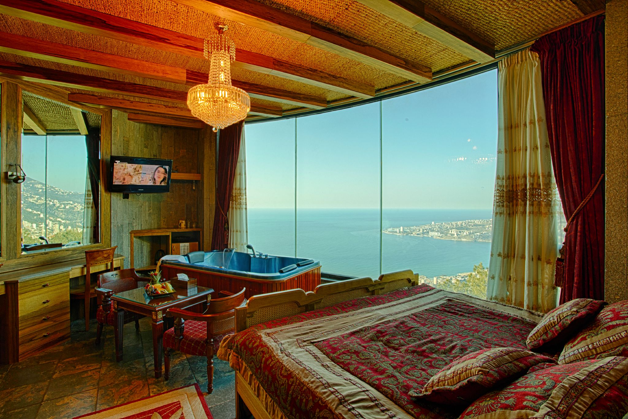 Bay Lodge Boutique Hotel Harissa Jounieh Lebanon  Home
