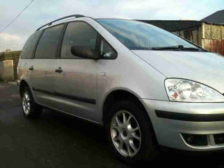 Ford Galaxy Automatic 7 Seater People Carrier Car For Sale