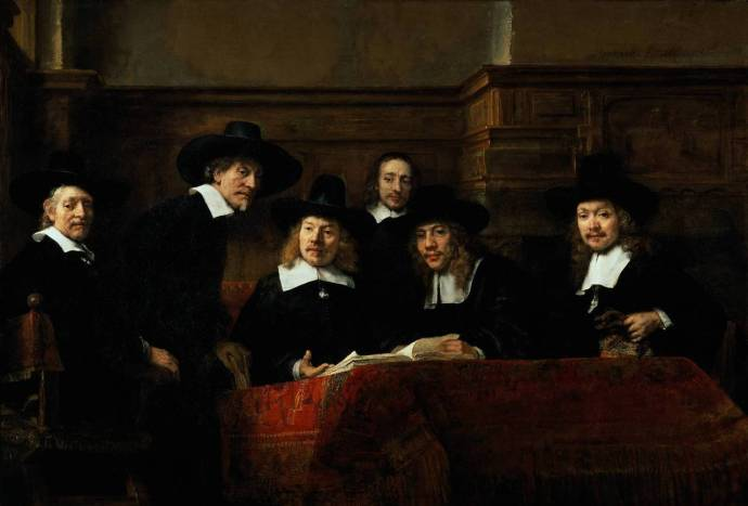 The Sampling Officials (1662)