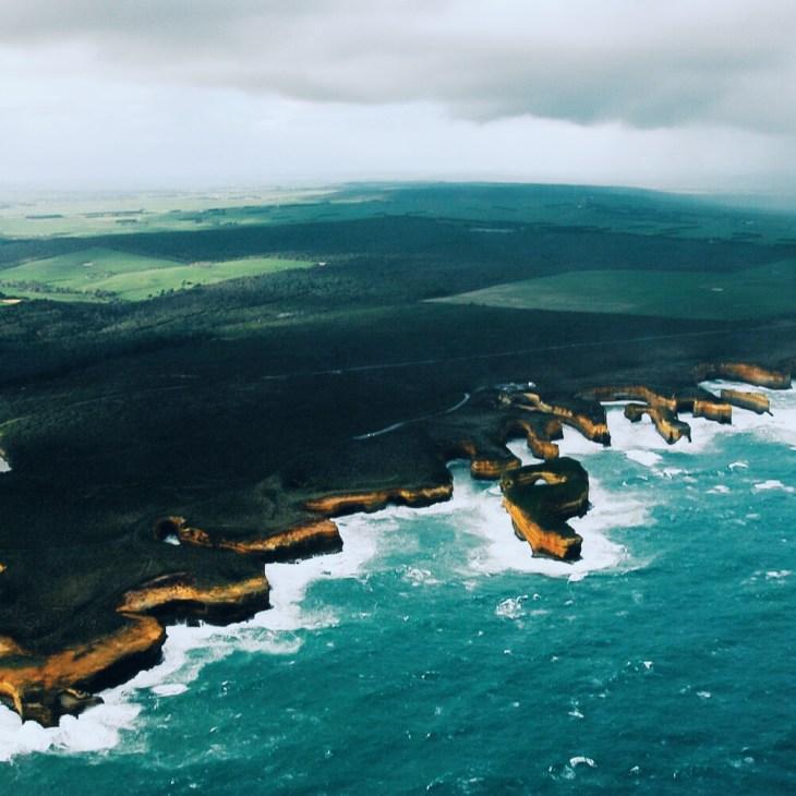 Great Ocean Road – Avustralya