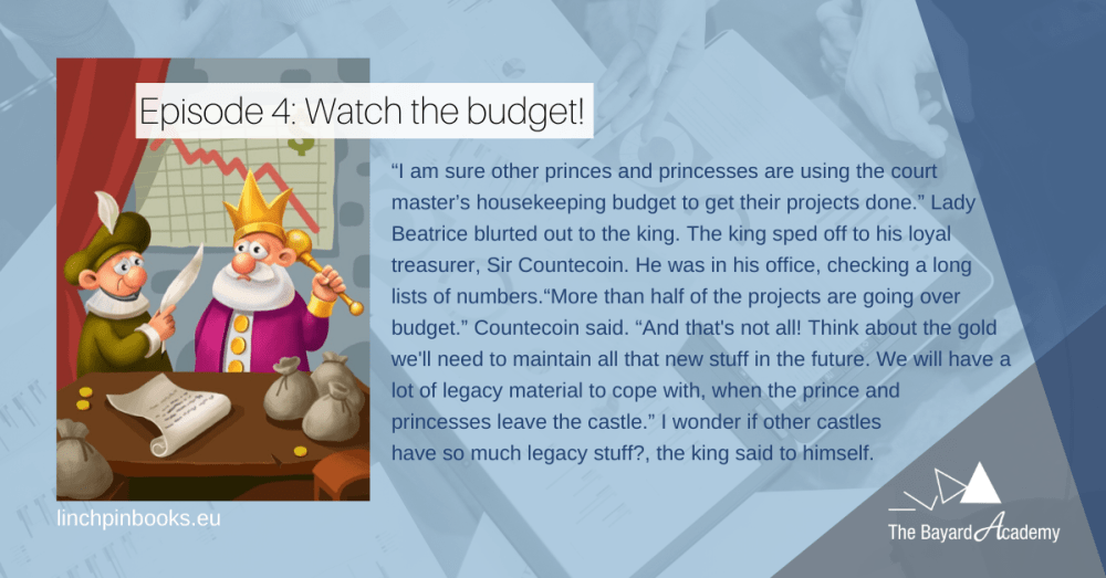 Mini Story The Castle - Watch the budget