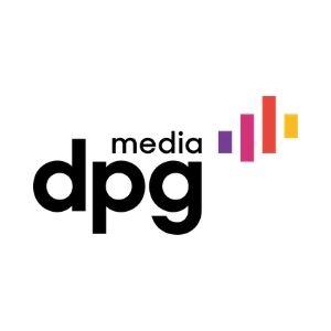 Client logo DPG Media
