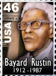 Bayard Rustin Stamp