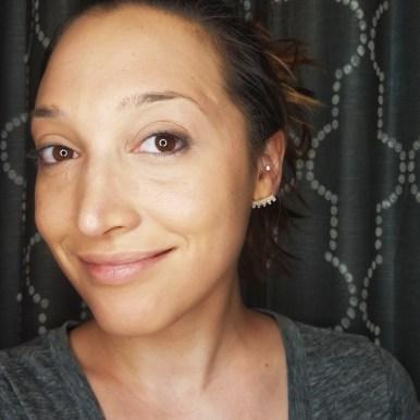 Five Minute Face Makeup Tutorial