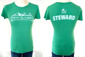 """Women's """"Steward"""" Green"""