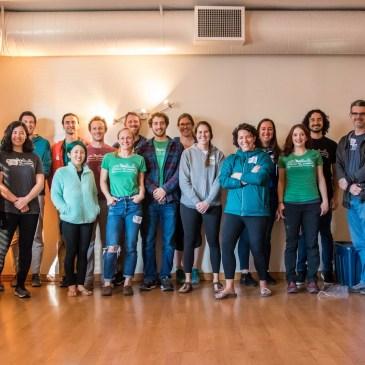 The 2020 BACC Volunteer Board