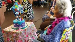 Toshiko's Birthday Party