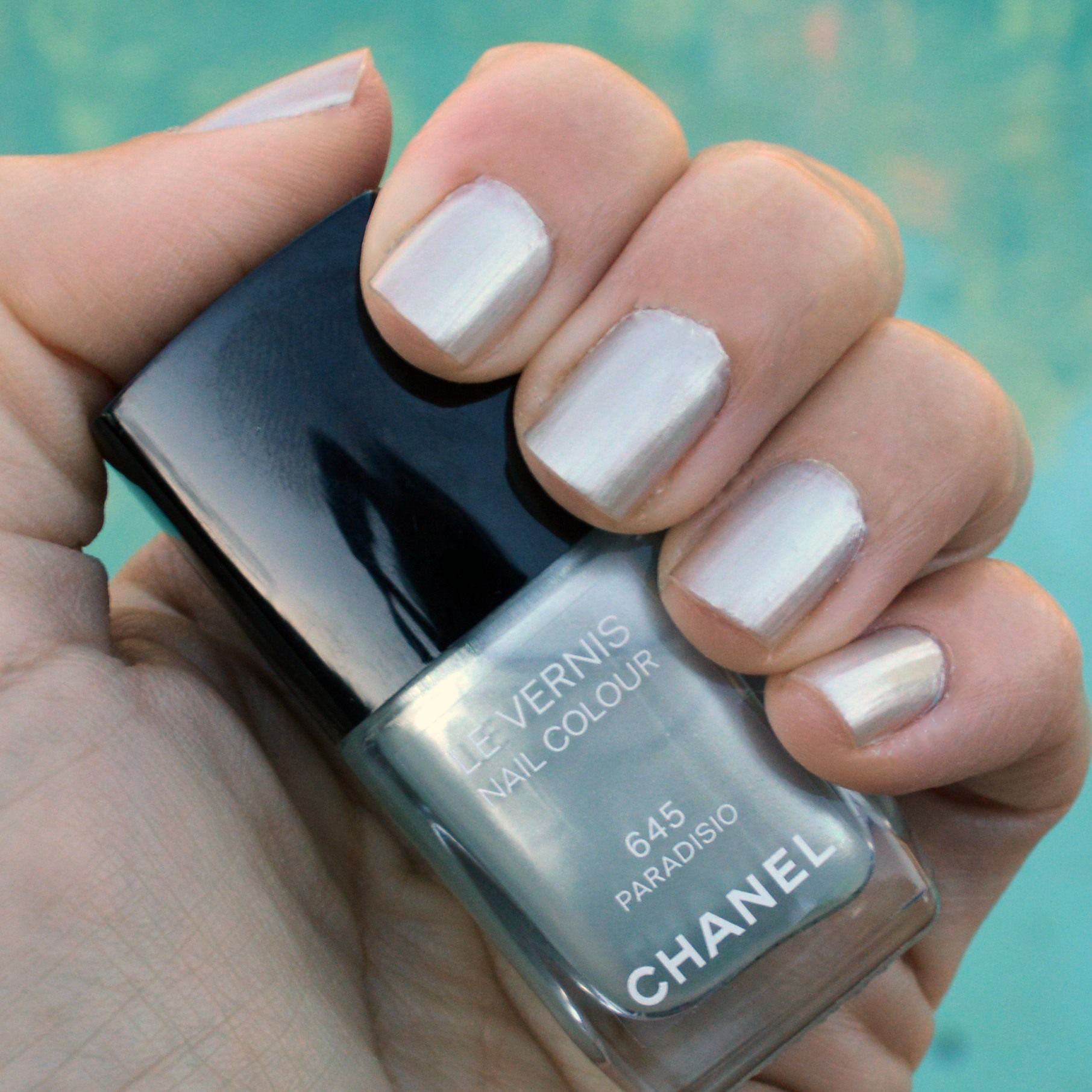 Pictured Chanel Paradisio Nail Polish For Spring 2017 One Base Coat