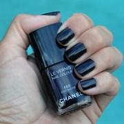chanel chataigne nail polish