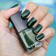 chanel emeraude nail polish