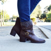 Bare Traps booties for fall  Bay Area Fashionista