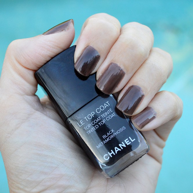 Chanel Emblematique Nail Polish Spring 2017