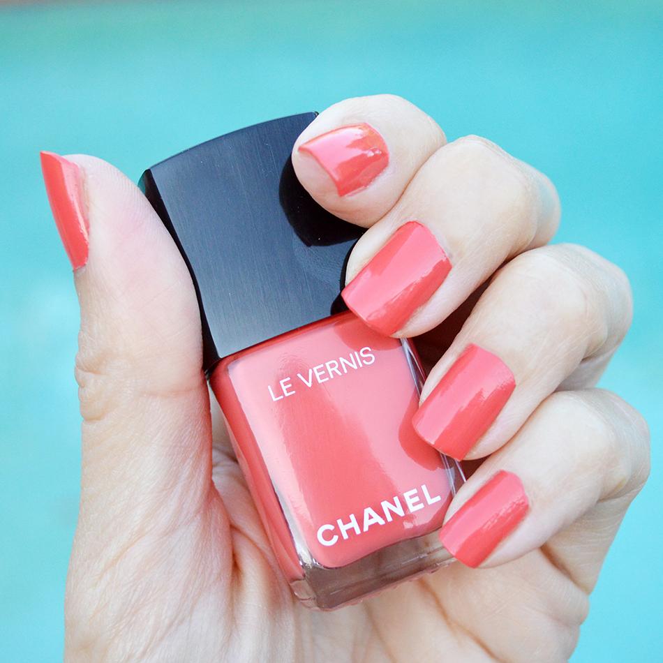 Chanel Cium Nail Polish Cruise 2017 Summer