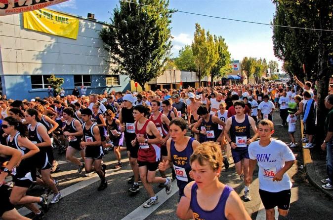 Prefontaine Run