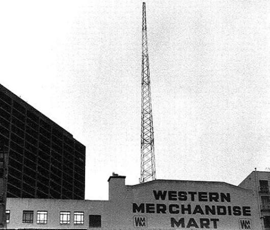 KSAN 1450 Tower (Photo)