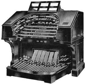 The Mighty Wurlitzer Style 285 Unit Organ