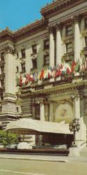 Fairmont Hotel Entrance