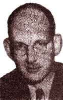 Frank Cope, 1953