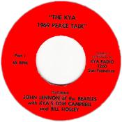 The KYA Peace Talk Record (Image)