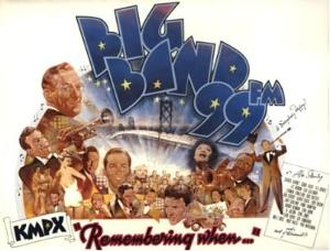 KMPX Big Band 99 (Logo)