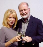 Mike Cleary and his wife, Mary Ann, are noted travel, wine and food enthusiasts.