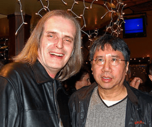Dennis Erectus and Dana Jang (Photo)