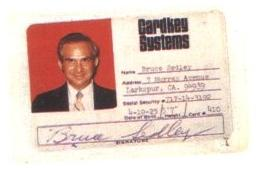 Bruce Sedley Cardkey Systems (Image)